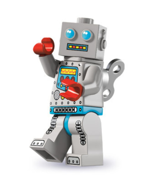 LEGO® Mini-Figures Series 6 - Clockwork Robot
