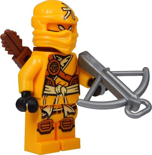 LEGO Ninjago: Skylor Minifig Orange Ninja