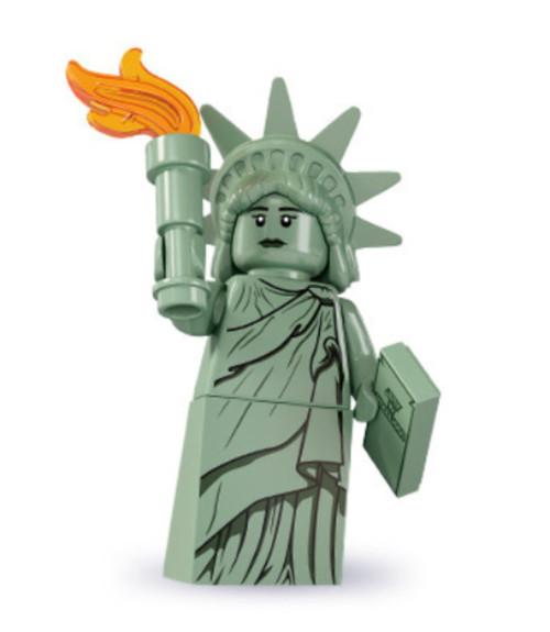 LEGO® Mini-Figures Series 6 - Statue Of Liberty