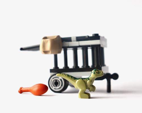LEGO Jurassic Park: Baby Dino Transport Cage (DinoTransport122010)