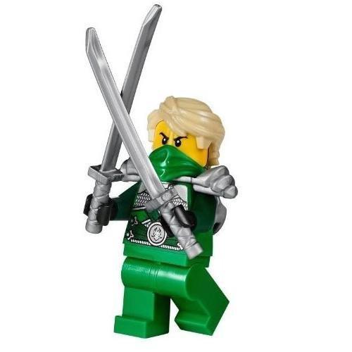 LEGO Ninjago: Lloyd Garmadon (Stone Warrior Armor) (LloydStone70728)