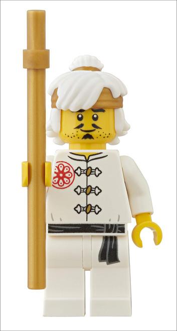 LEGO Ninjago: Teen Wu in Kimono Robes White Training GI - Exclusive Minifig (WuKimono52224)