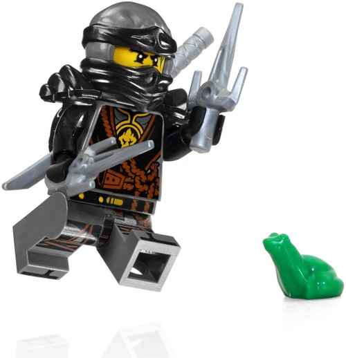 LEGO NinjaGo Minifigure - Cole Hands of Time (Limited Edition Foil Pack)