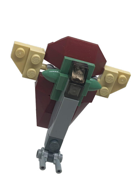 LEGO Star Wars: Boba Fett's Slave 1 Micro Set (31 pcs) (Slave1Foil911945)