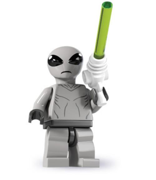 LEGO® Mini-Figures Series 6 - Classic Alien