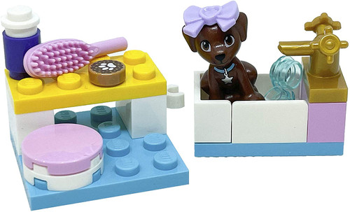 LEGO Friends Accessory Set: Stephanie's Puppy Dash (20 pcs) (PuppyDashFoil561909)