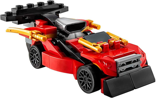 LEGO Ninjago Legacy 30536 Combo Charger Polybag (ComboChargerPolybag30536)