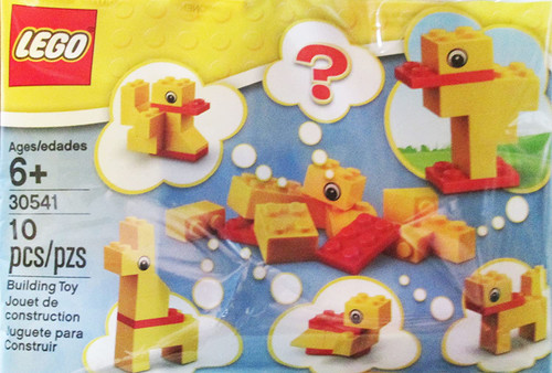 LEGO - 30541 - Build a Duck - Yellow Duck (SmallDuckPoly30541)