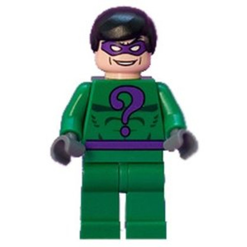 LEGO® Superheroes™ The Riddler minifig (original)
