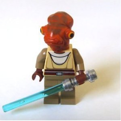 LEGO® Star Wars: Nahdar Vebb Minifig