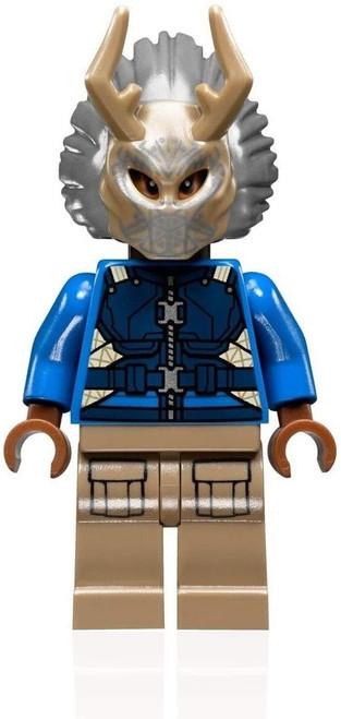 LEGO® Superheroes: Killmonger with Tribal Mask