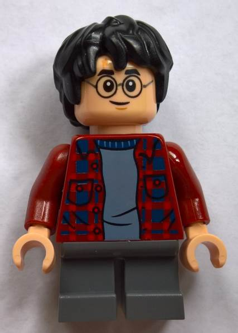 LEGO® Harry Potter minifig Flannel Shirt 75968