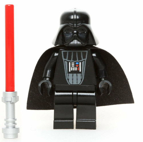 LEGO Star Wars Darth Vader minifig from 6211 - USED