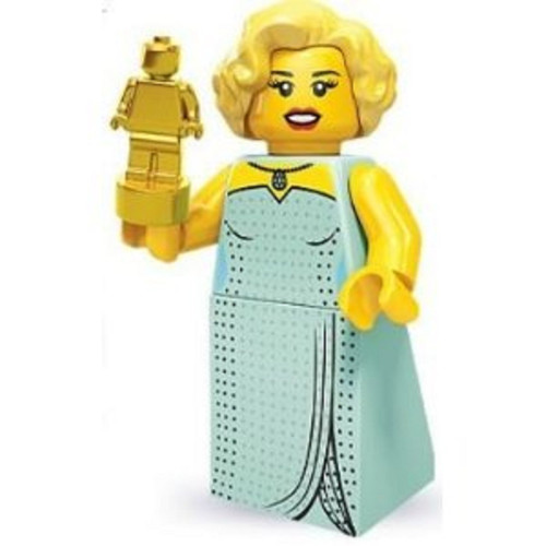 LEGO® Mini-Figures Series 9 - Hollywood Starlet