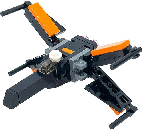 LEGO LEGO Star Wars Poe Damerons X-Wing Fighter Micro Set 48 pcs