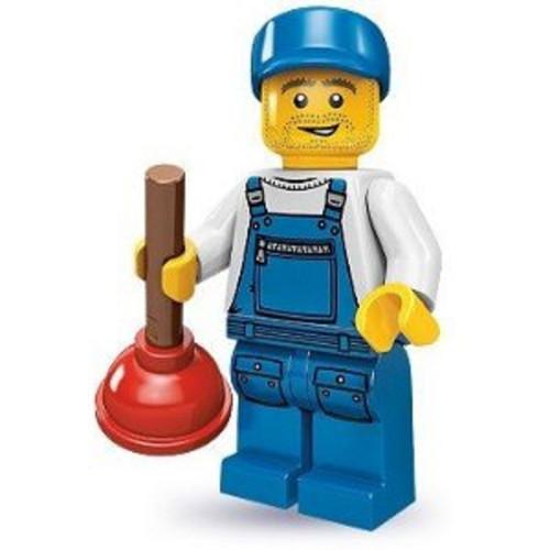 LEGO® Mini-Figures Series 9 - Plumber