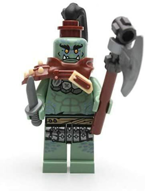 LEGO LEGO Ninjago Munce Minifig with Battle Axe and Dagger
