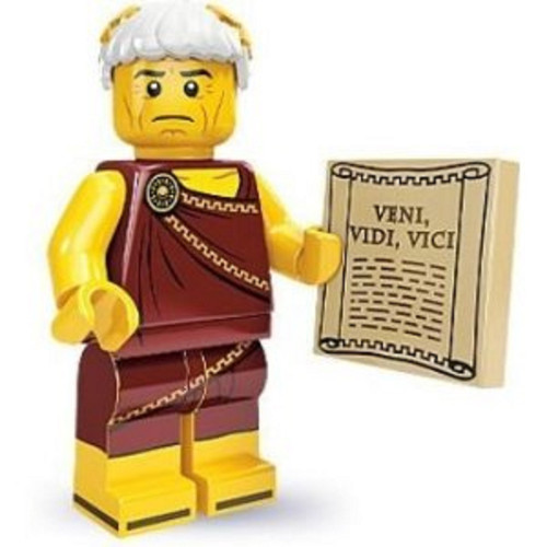 LEGO® Mini-Figures Series 9 - Roman Emperor