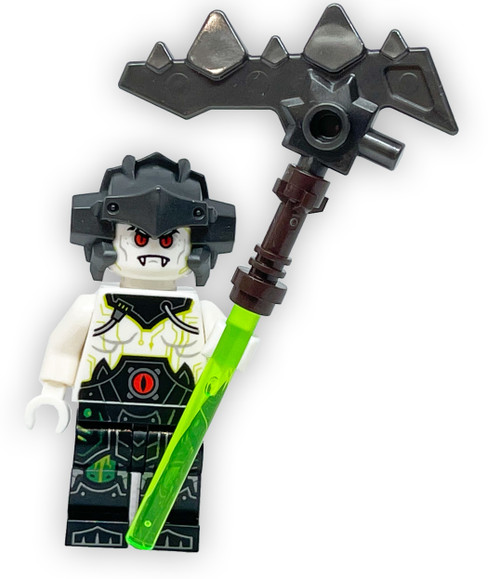 LEGO Nexo Knights: VanByter with Battle Staff (VanbyterFoil271832)