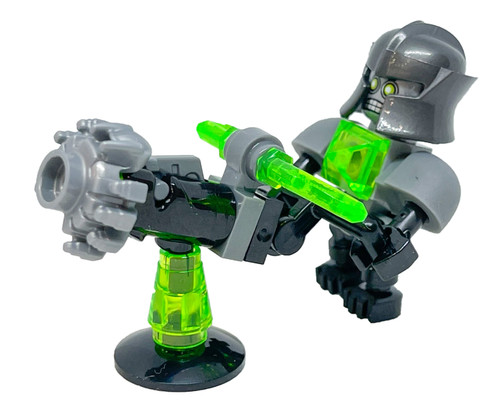 LEGO Nexo Knights: CyberByter with Cannon (CyberbyterFoil271827)