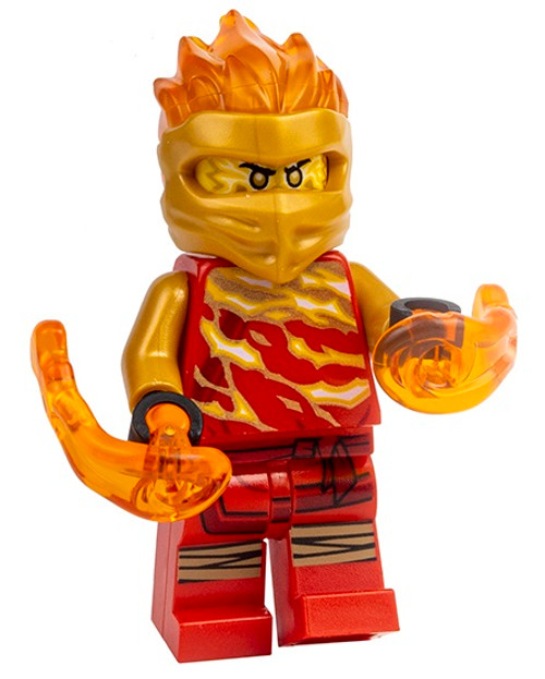LEGO Ninjago: Kai FS (Spinjitzu Slam) with Fire Power