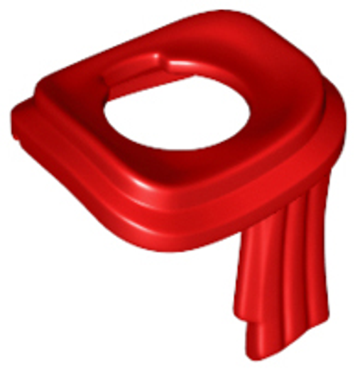 LEGO®  Accessories - Red Scarf - for Minifigs
