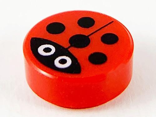 LEGO Accessories: Ladybug (Very Small)