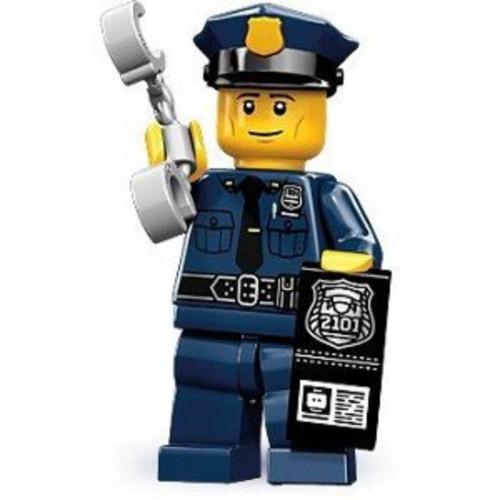 LEGO® Mini-Figures Series 9 - Police Man