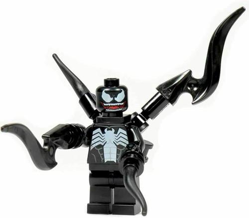 LEGO Superheroes: Venom Minifgure with Appendages (VenomFoilPack242104)