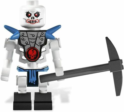 Lego Ninjago Krazi Minifig Figure Minifigure Skulkin Skulkins Skeleton Loose (Krazi2116)