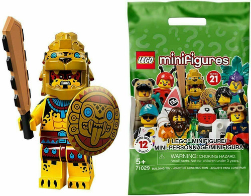 Lego 71029 Collectable Minifigures Series 21 - Ancient Warrior (Series21AncientWarrior)