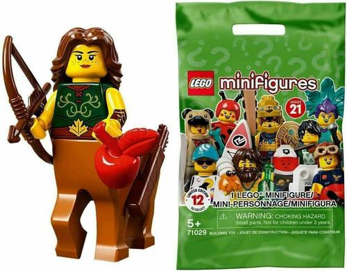 Lego 71029 Collectable Minifigures Series 21 - Centaur Warrior (Series21Centaur)