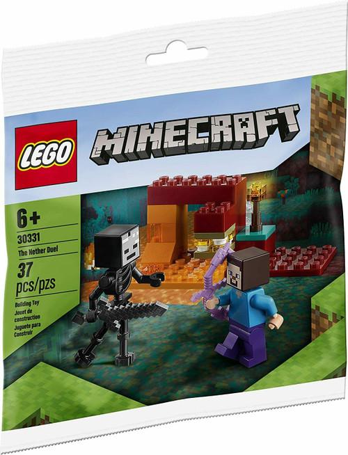 Lego Minecraft The Nether Duel 30331 (MinecraftPolybag30331)