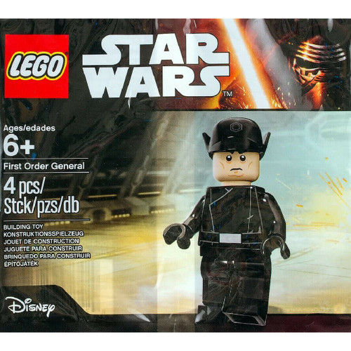 LEGO Star Wars The Force Awakens First Order General 5004406 (FirstOrderGenPolybag5004406)