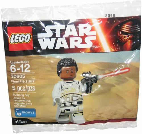 Lego Star wars Finn (FN-2187) 30605 Polybag by LEGO (FinnPolybag30605)