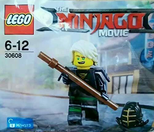 30608 Lego The Ninjago Movie Kendo Lloyd (LloydPolybag30608)