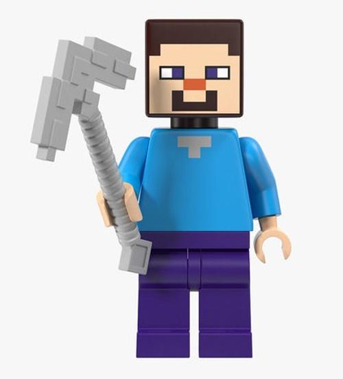 LEGO Minecraft Minifigure Steve