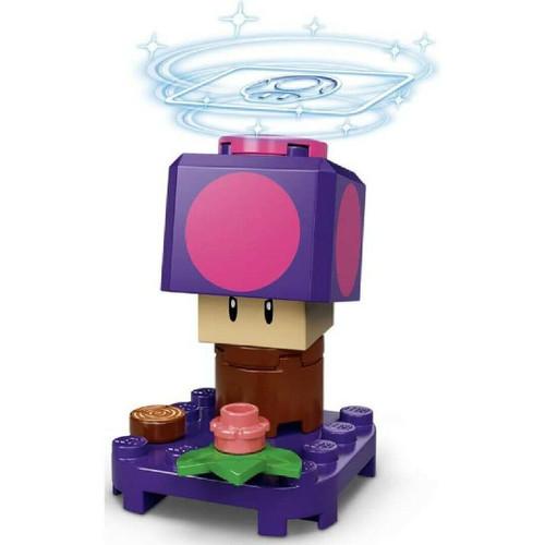 LEGO Super Mario Series 2 Poison Mushroom Character Pack 71386 (MarioSer2PoisonShroom)