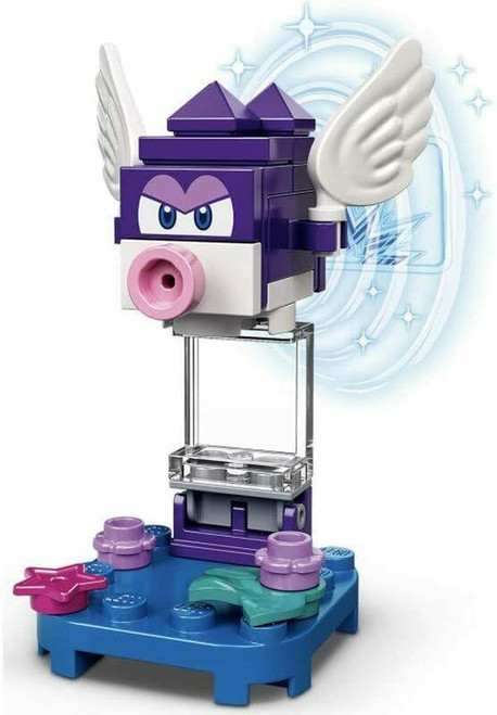 LEGO Super Mario Series 2 Spiny Cheep Cheep Character Pack 71386 (MarioSer2SpinyCheep)