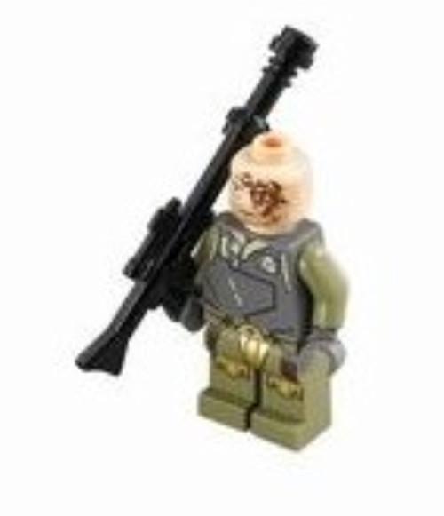LEGO® Stars Wars: Rako Hardeen minifig (Obi in Disguise)