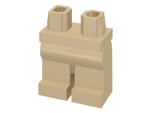 LEGO®  Accessories - Tan Legs - for Minifigs
