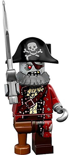 LEGO® Mini-Figures Series 14 - Zombie Pirate Captain