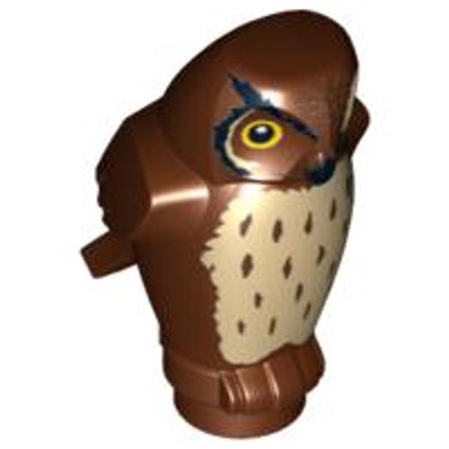 LEGO®  Harry Potter Owl - Pigwidgeon - Reddish Brown