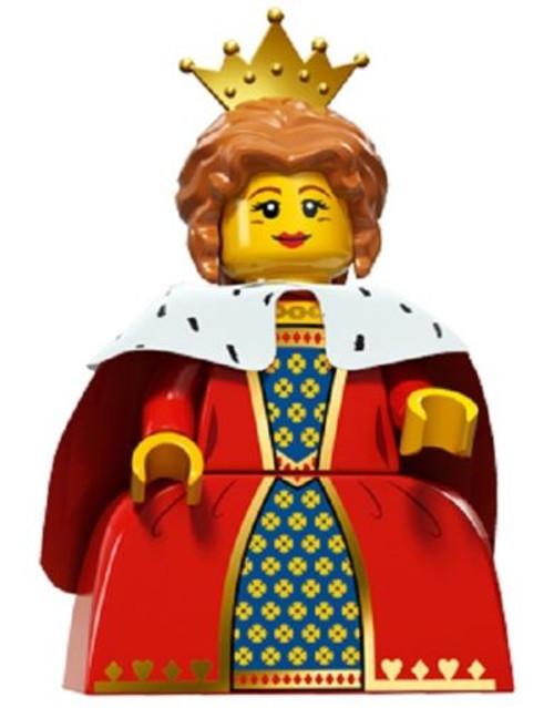 LEGO® Mini-Figures Series 15 - Queen