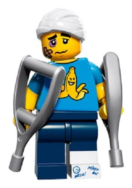 LEGO® Mini-Figures Series 15 - Clumsy Guy