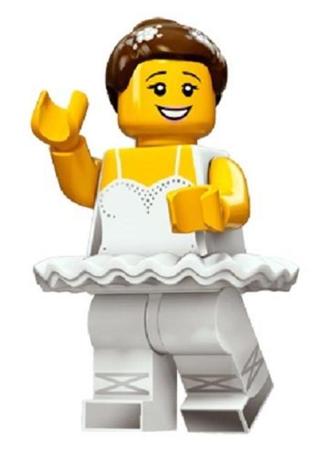 LEGO® Mini-Figures Series 15 - Ballerina