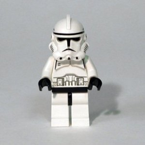 LEGO® Star Wars: White Clone Trooper (Episode 3)