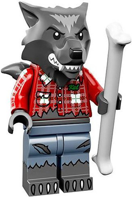 LEGO® Mini-Figures Series 14 - Wolf Guy (Werewolf)