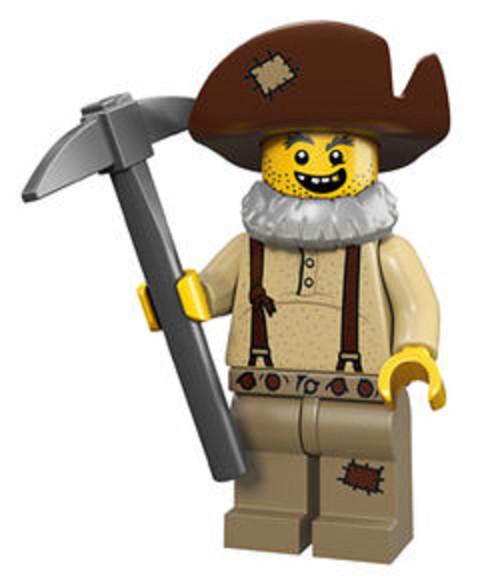 LEGO® Mini-Figures Series 12 - Prospector