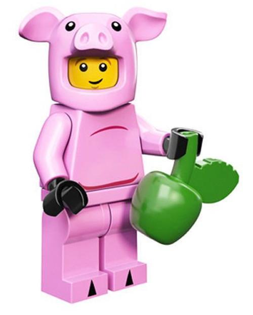 LEGO® Mini-Figures Series 12 - Piggy Guy